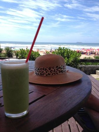 Pousada Maravista : Vista praia