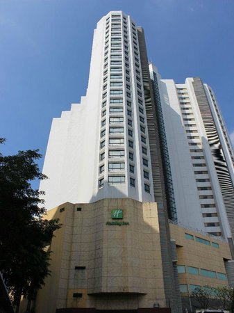 Holiday Inn Chiang Mai: Hoch