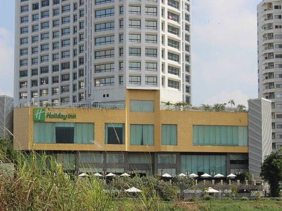 Holiday Inn Chiang Mai: Restaurant