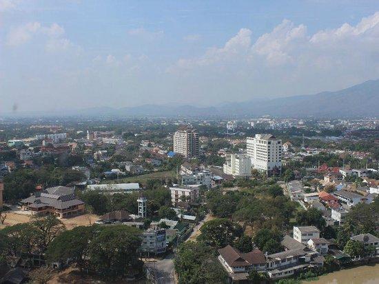 Holiday Inn Chiang Mai: Aussicht bei Tag