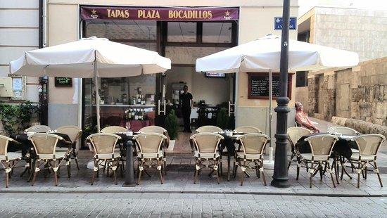 Bar Cafeteria Plaza
