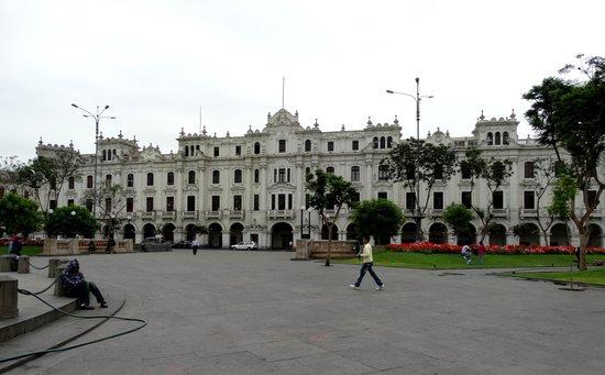 Gran Hotel Bolivar: foto do hotel