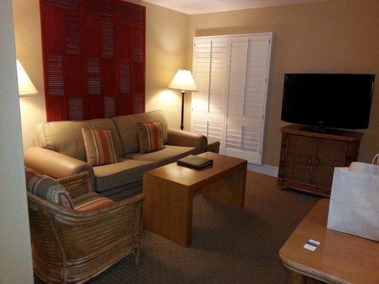Arizona Grand Resort & Spa: Sitting area