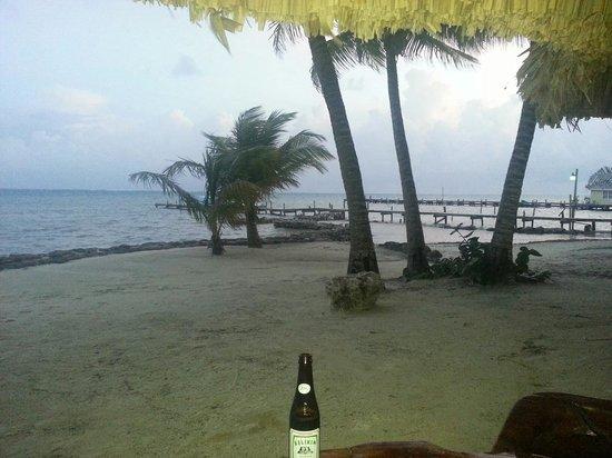 Caribbean Villas Hotel: beer call
