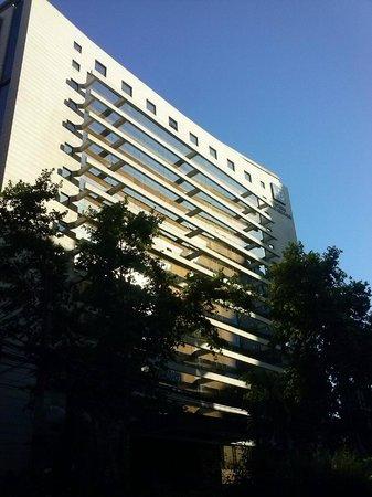 Hotel Plaza El Bosque Ebro: HOTEL