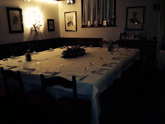 Lajadira Hotel : Il ristorante