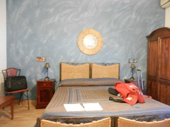 B&B La Giara: our room in La Giara
