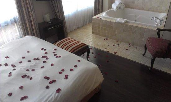 Grand Hotel Toronto: jacuzzi suite 1