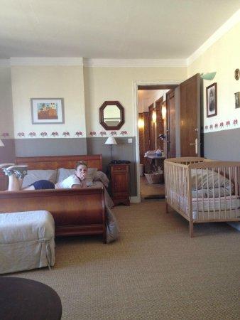 Room 1 Entrance Area Picture Of Chambres D Hotes De Carentan