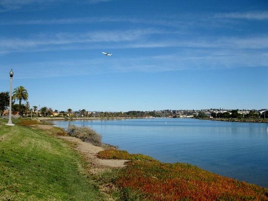 Homewood Suites by Hilton San Diego Airport - Liberty Station : Beautiful views from room