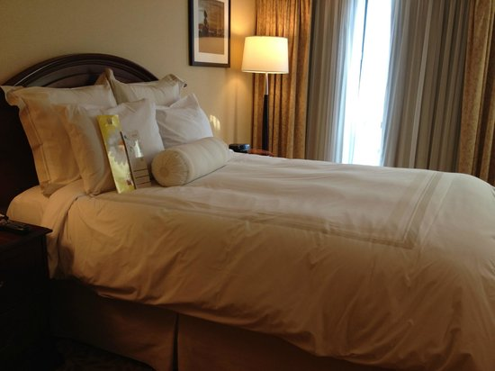 Vancouver Airport Marriott Hotel: Four Points by Sheraton Toronto Airport