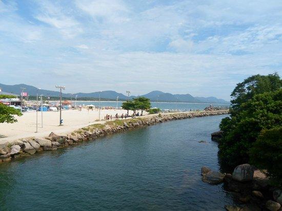 The Backpackers Share House Floripa : Vista do quarto Cabana