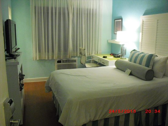Washington Park Hotel: room