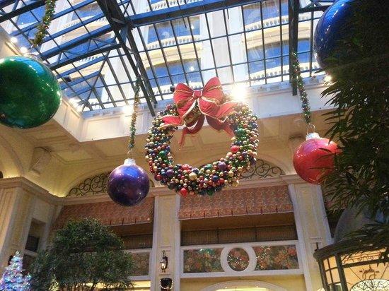 Beau Rivage Resort & Casino Biloxi: Holiday Decorations