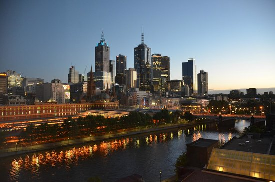The Langham, Melbourne: Beautiful view