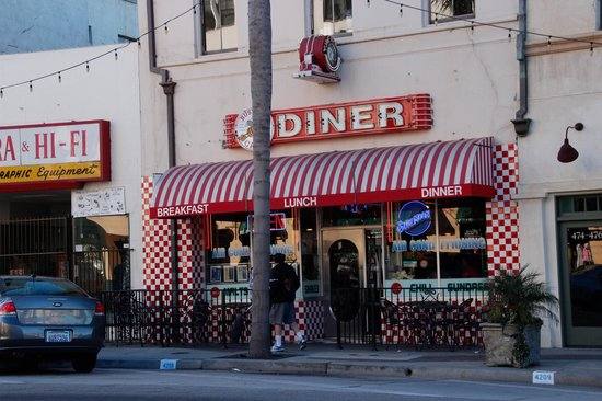 Busy Bee Cafe : Nice Diner