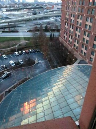 Hilton Boston Logan Airport: Hotel Front