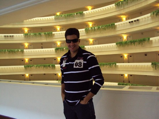 Sunworld Dynasty Hotel Taipei: Em frente ao meu quarto