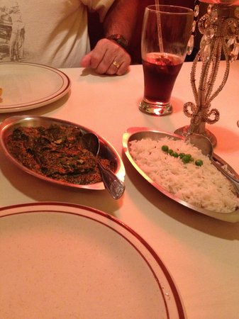Deeya Indian Cuisine: Lamb Saab