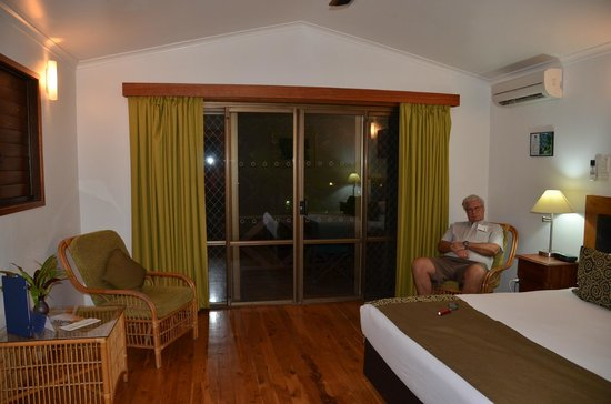 Kewarra Beach Resort & Spa: Room