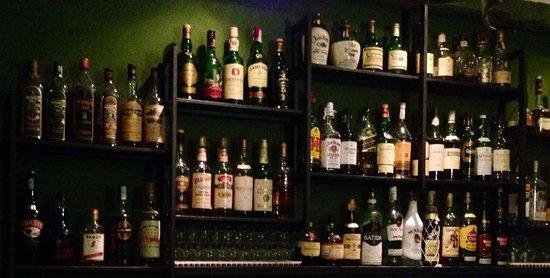Time Out Pub: Irish Whiskies :)