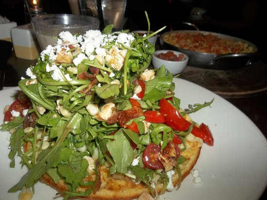 Max Brenner: One amazing salad!