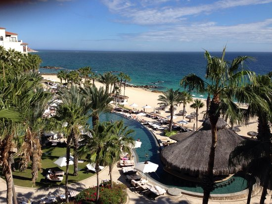 Hilton Los Cabos Beach & Golf Resort: From room 4065