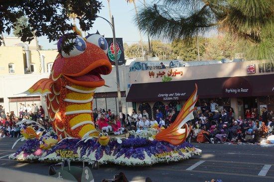 Tournament of Roses Association: Pasadena Tournament of Roses - City of Sierra Madre