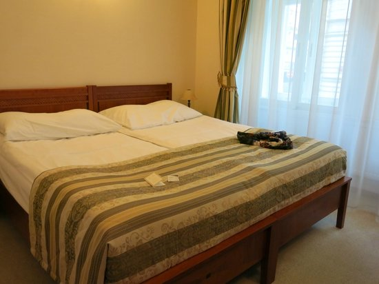 Amigo City Centre Hotel: Номер 103