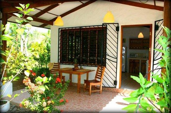 Dreamy Contentment: Lower Bungalow Veranda