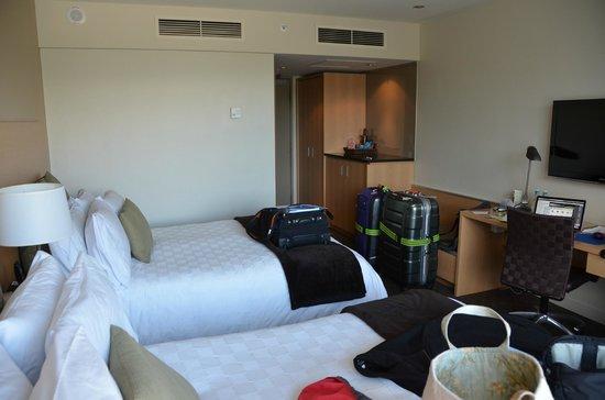 Crowne Plaza Queenstown: Guest room