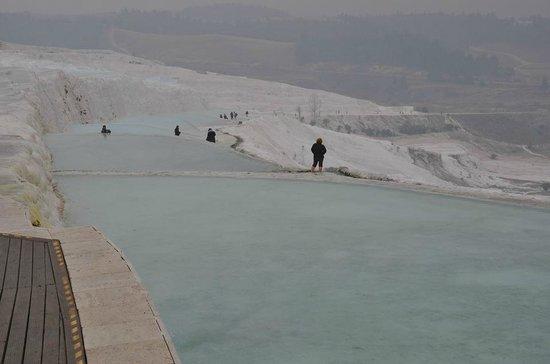Spa Herakles Termal Otel: Pamukkale (otel çevresi)