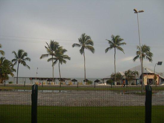 Sunshine Praia Hotel : Vista do apartamento