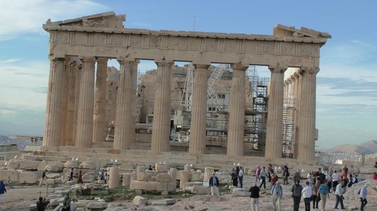 City Sightseeing Athens & Piraeus: Parthenon, Acropolis, Athens