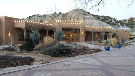 Ojo Caliente Mineral Springs Resort and Spa: Ojo Caliente at Christmas