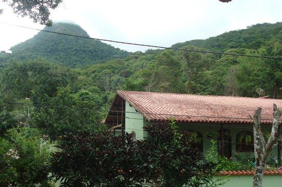 Pousada Recanto das Flores: View from our balcony