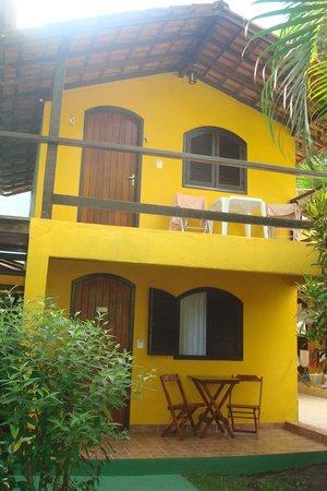 Pousada Recanto das Flores: Our room