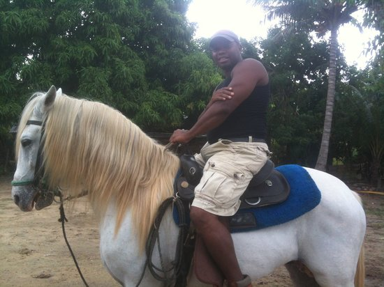 Mena's and Bodden Horseback Riding