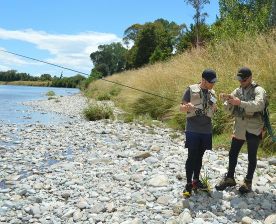 New Zealand Trout Adventures: Fly Selection