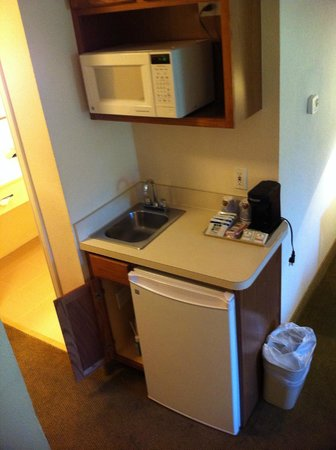 Sunset Palms Hotel Inn & Suites: Holiday Inn Express Orlando-Lake Buena Vista