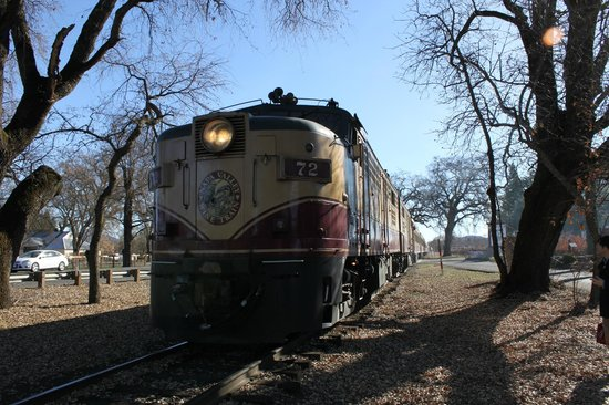 Napa Valley Wine Train: Napa Wine Train