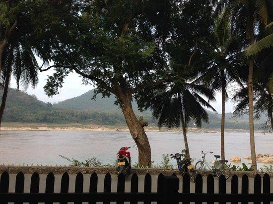 Mekong Riverview Hotel: Mekong River