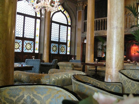Hotel Danieli, A Luxury Collection Hotel: Lovely bar