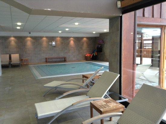 Club Med Peisey-Vallandry : Kiddie Pool