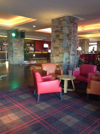 Club Med Peisey-Vallandry : Lounge Area
