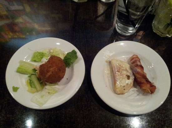 Bossa Nova: Coxinha and Chicken Brochette