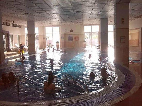Hotel & Spa Benalmadena Palace : Zona spa