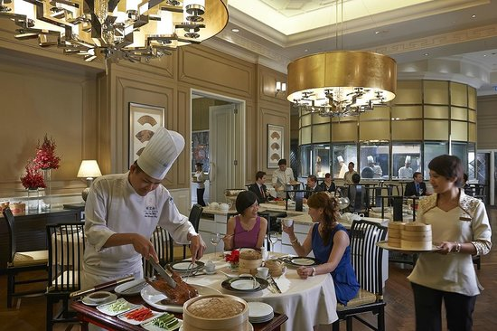 Halal Chinese Restaurant Lai Po Heen Kuala Lumpur Traveller Reviews Tripadvisor