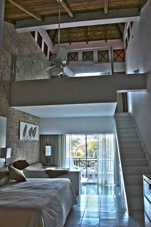 Punta Cana Princess All Suites Resort & Spa: Honeymoon Suite (building 4)
