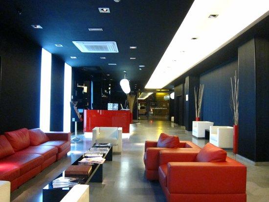 Petit Palace Barcelona : Lobby